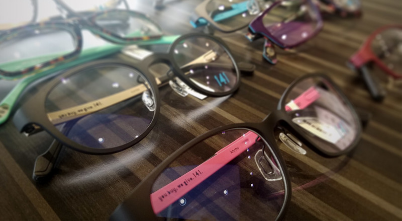 141 Eyewear Ultem: Baby-proof. Super Light, Ultra Durable, Eco-Friendly. Glasses Omaha.
