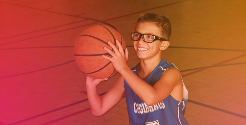 WileyX YouthForce Basketball - Sports Eye Protection